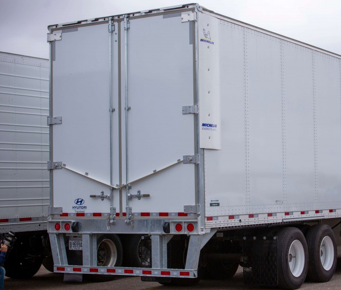 Michelin Trailer End Solution (TES)
