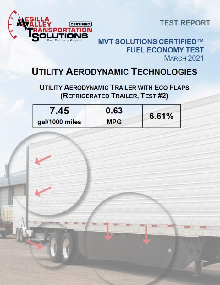 Utility Aerodynamic Technologies (Refrigerated)