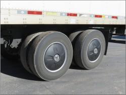 FlowBelow Trailer Wheel Covers