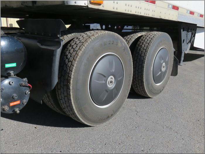 FlowBelow Tractor Wheel Covers